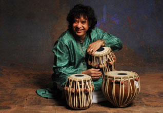 Ustad Zakir Hussain